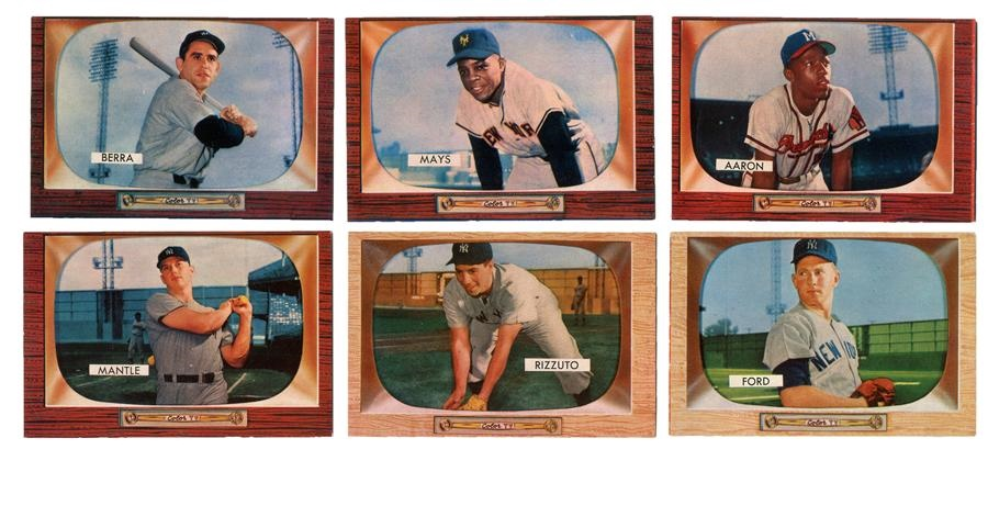 Baseball and Trading Cards - Winter 2015 Catalog Auction