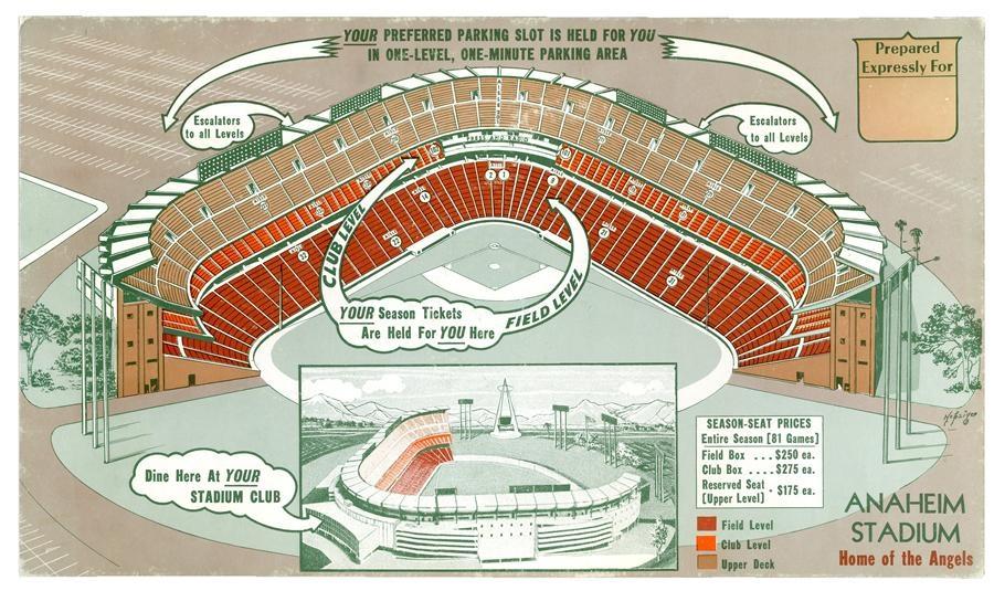 Stadium Artifacts - Winter 2015 Catalog Auction