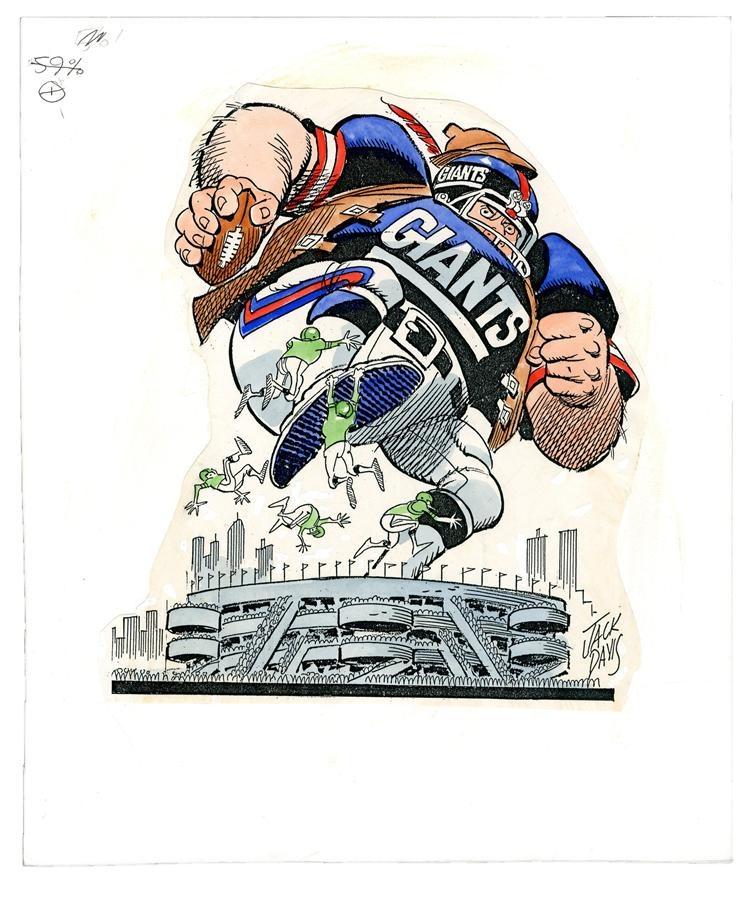 Sports Fine Art - Winter 2015 Catalog Auction
