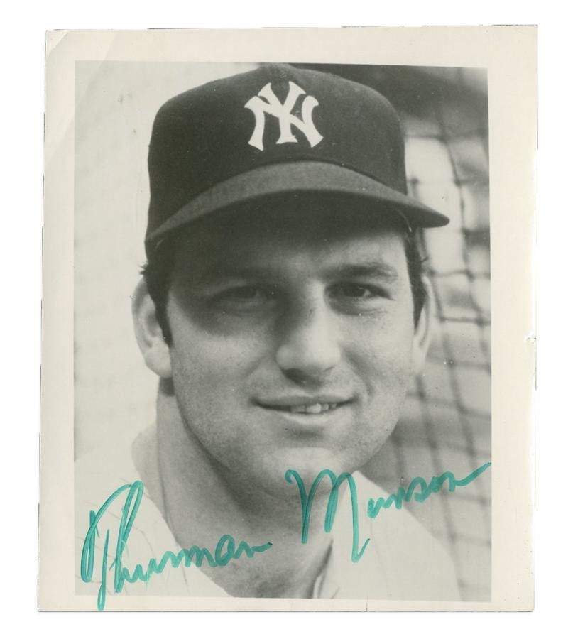 NY Yankees, Giants & Mets - Winter 2015 Catalog Auction