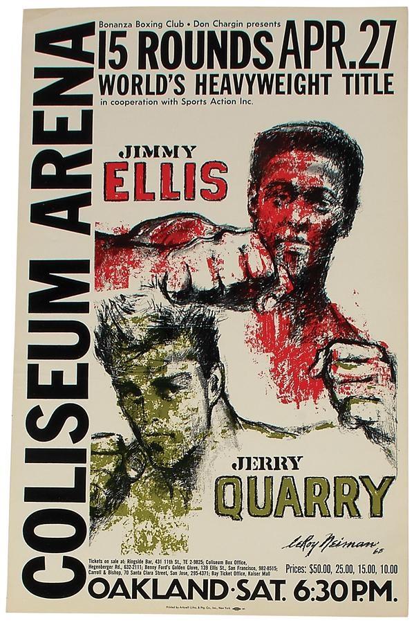 Muhammad Ali & Boxing - Winter 2015 Catalog Auction