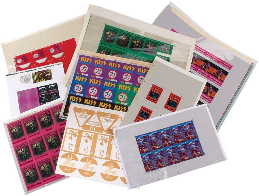 Rock 'N' Roll - Winter 2015 Catalog Auction