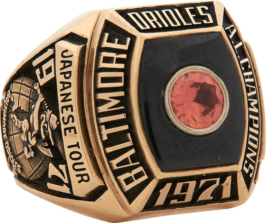 Sports Rings And Awards - Winter 2015 Catalog Auction
