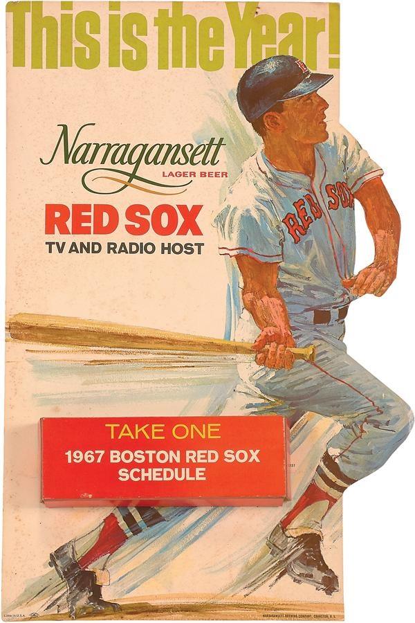 Boston Sports - Winter 2015 Catalog Auction