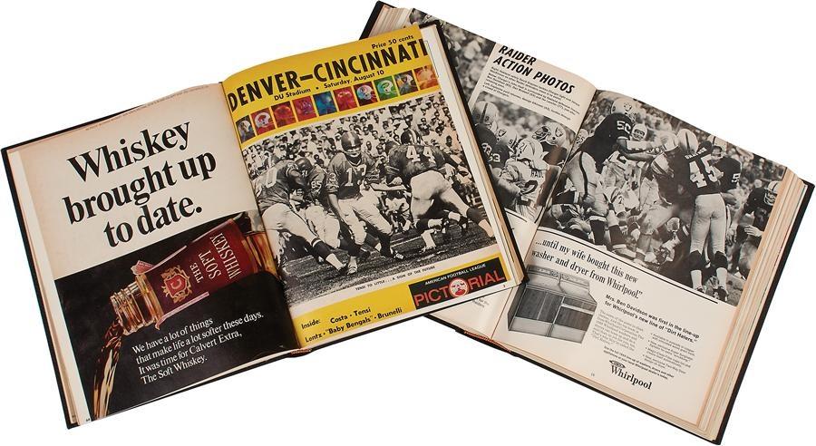Football - Winter 2015 Catalog Auction