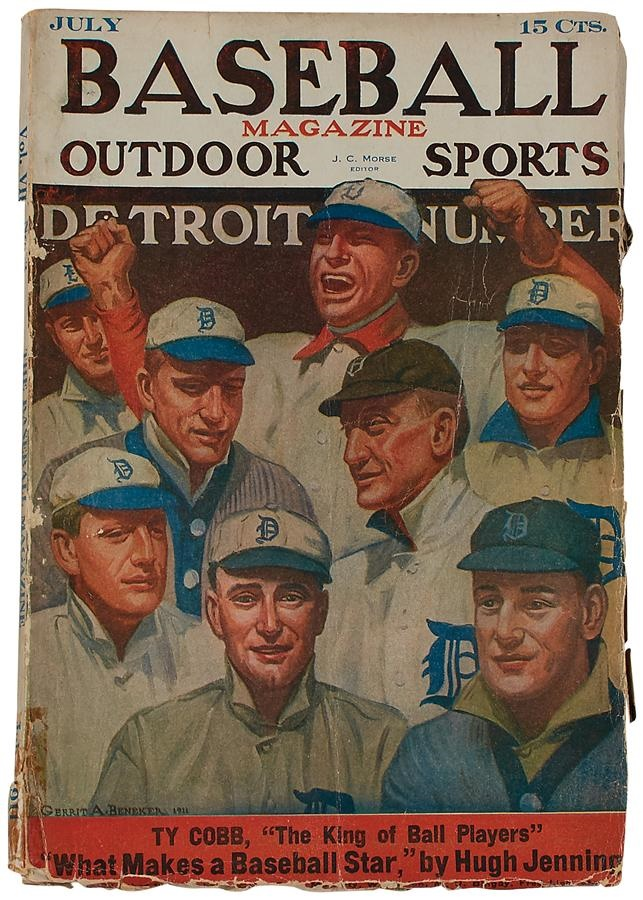 Baseball Magazine Collection - Summer 2016 Catalog