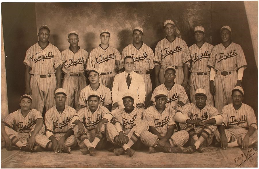 Negro League, Latin, Japanese & International Base - Summer 2016 Catalog