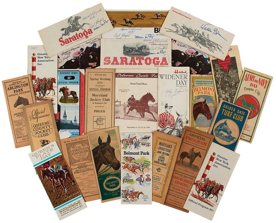 Horse Racing - Summer 2016 Catalog