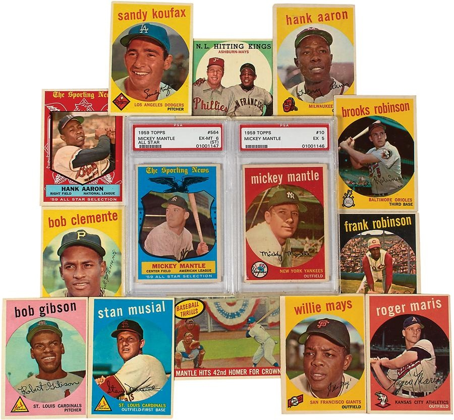 Baseball and Trading Cards - Summer 2016 Catalog