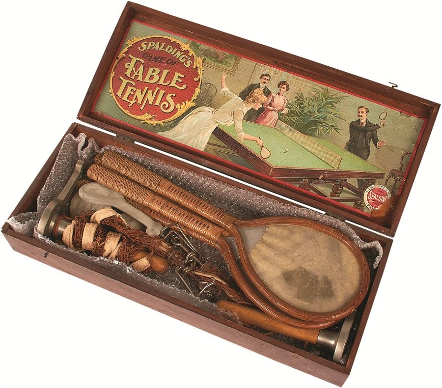 Antique Sporting Goods - Fall 2016