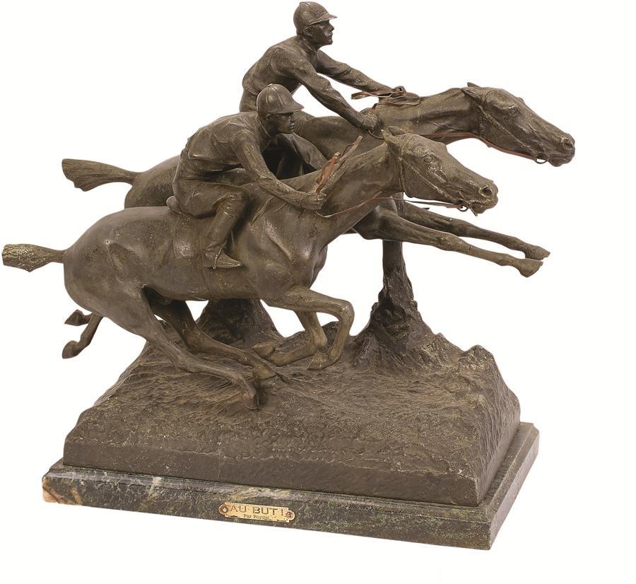 Horse Racing - Fall 2016