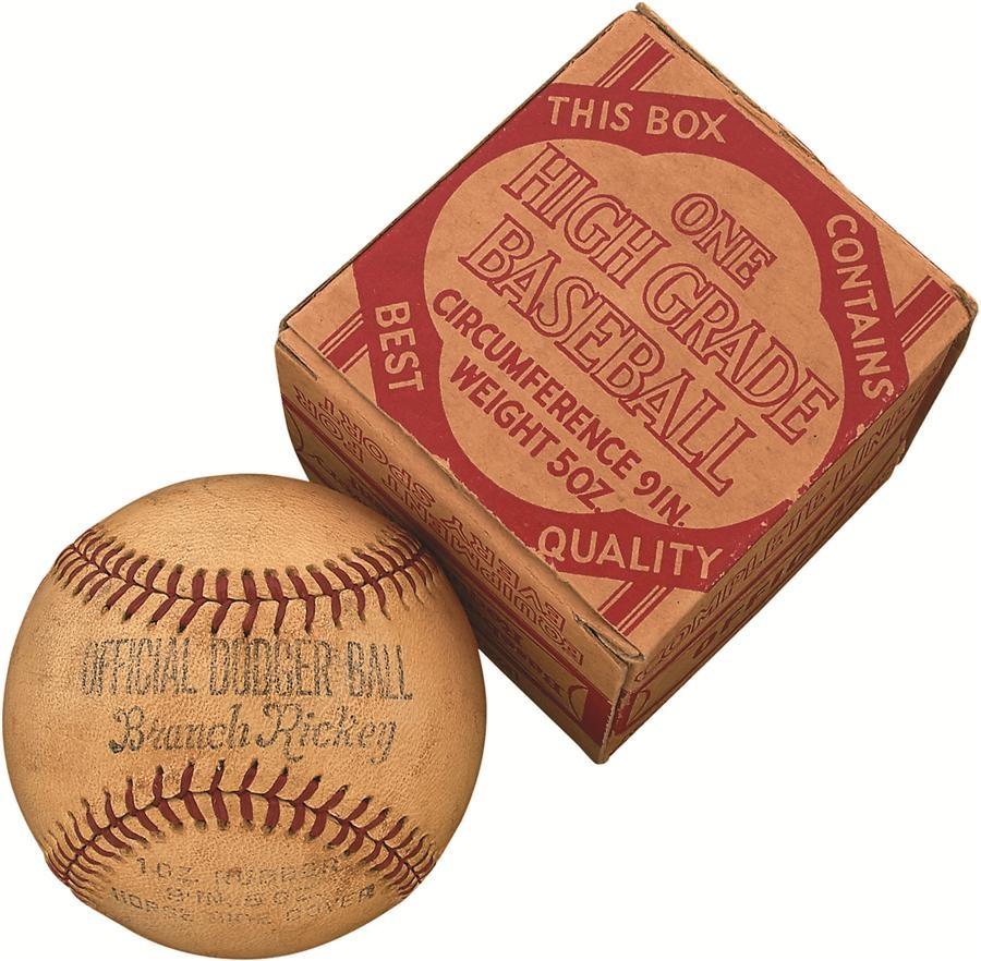 Jackie Robinson & Brooklyn Dodgers - Fall 2016