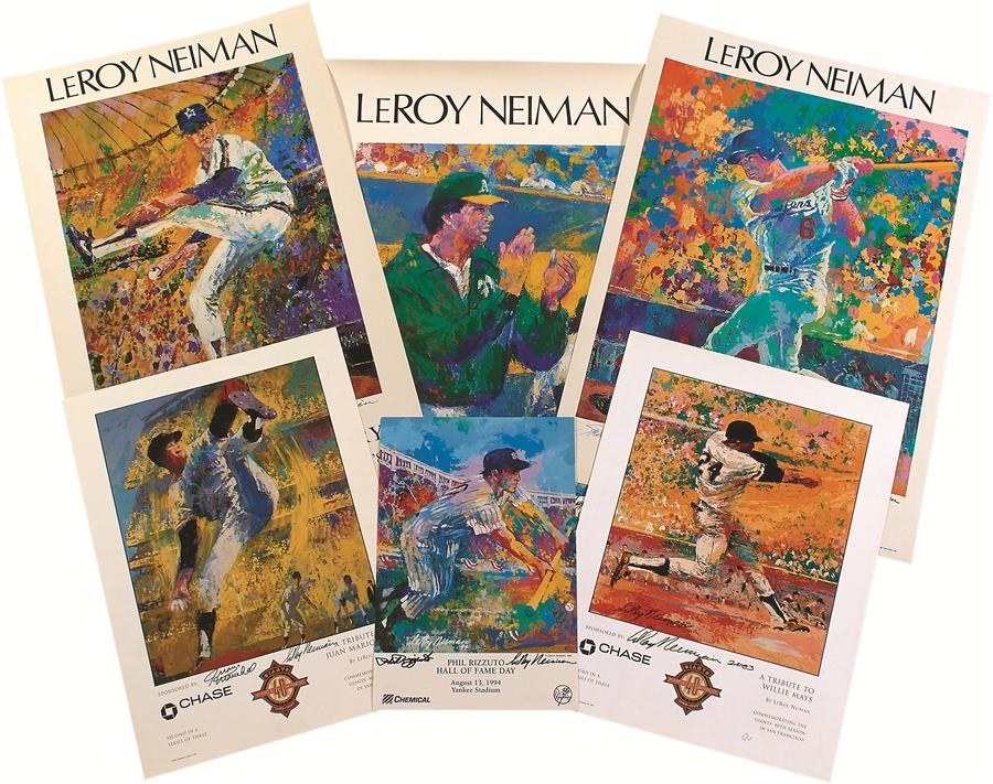 The LeRoy Neiman Collection - Fall 2016