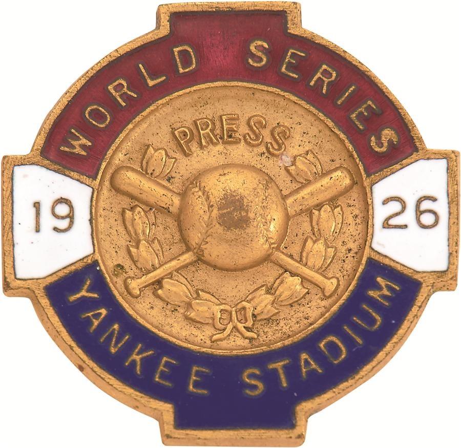NY Yankees, Giants & Mets - Fall 2016