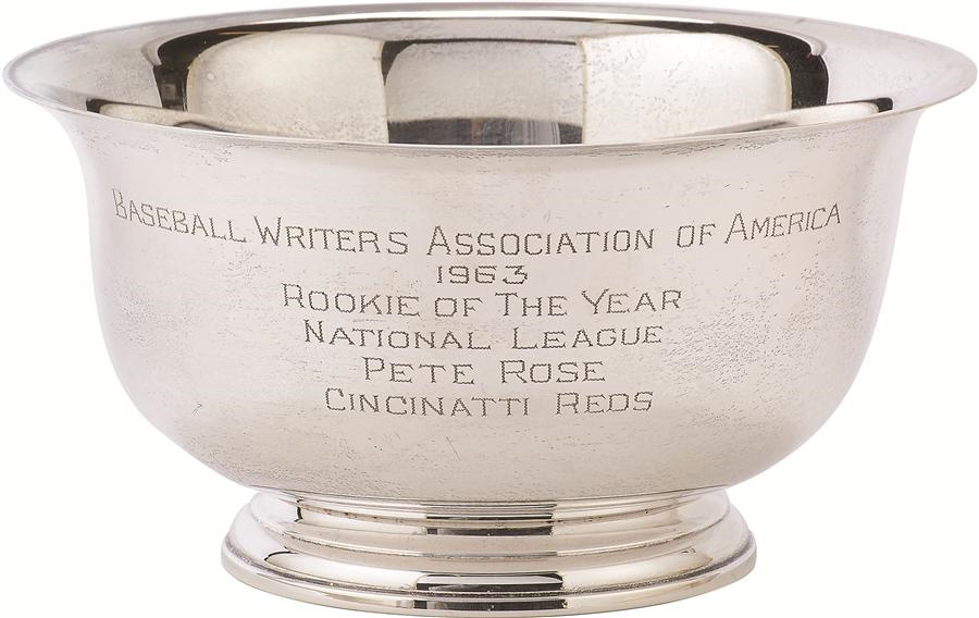 Pete Rose & Cincinnati Reds - Fall 2016