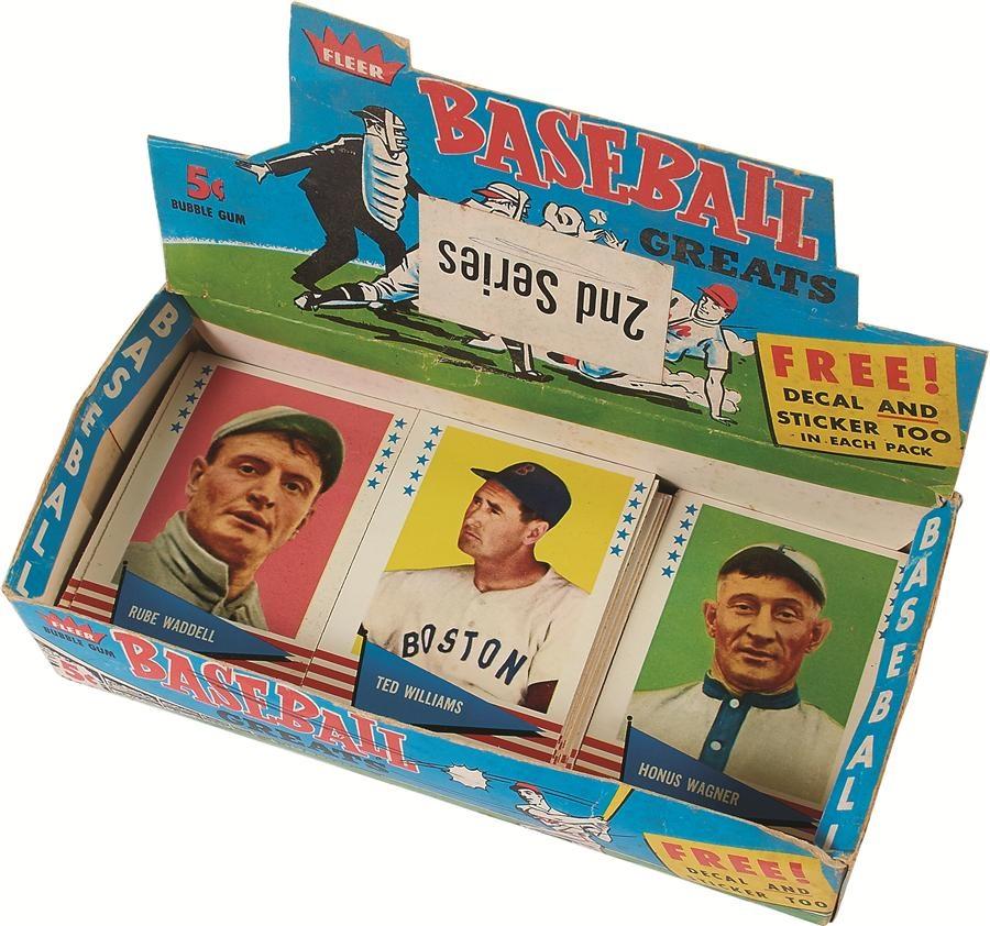 Baseball and Trading Cards - Fall 2016