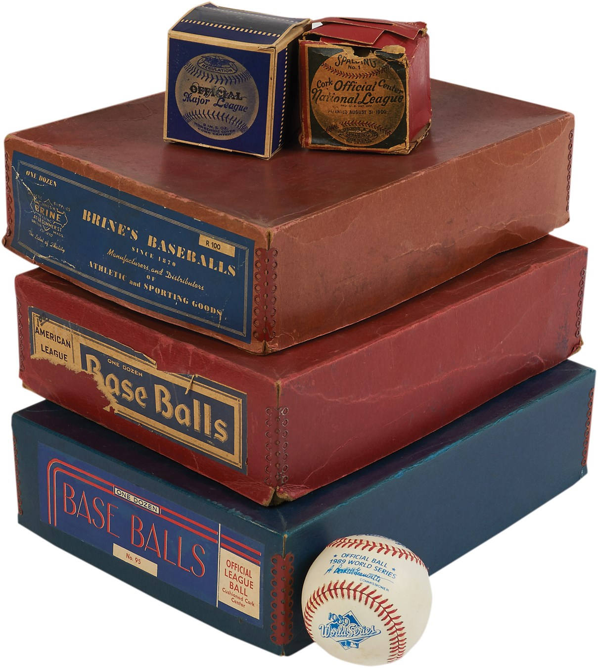 d3a11f2d Vintage Baseball Collection w/Rare 1914-16 John Tener ONL (45)