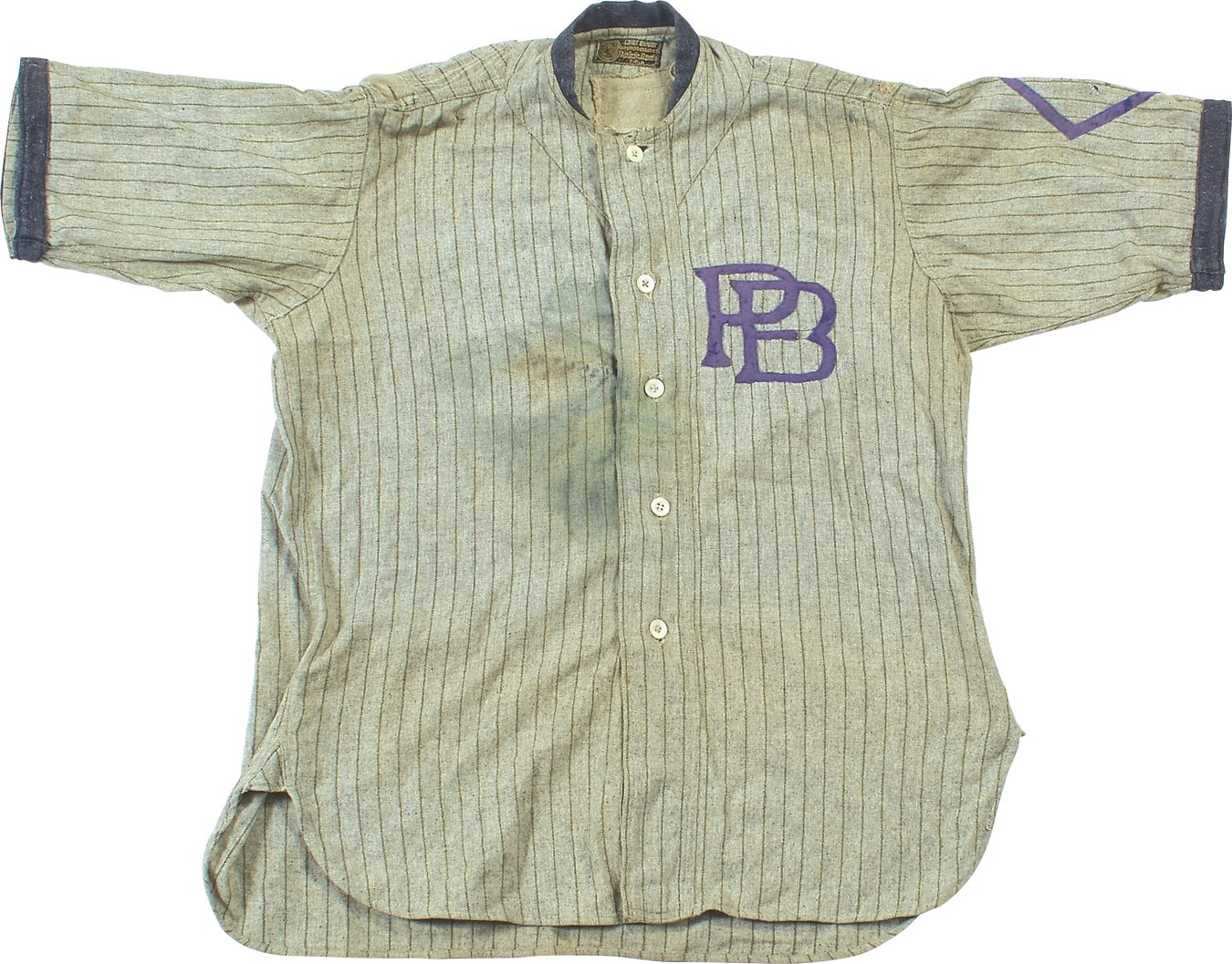 210044460 1910s Chief Bender Sporting Goods Full Baseball Uniform - Only One Known