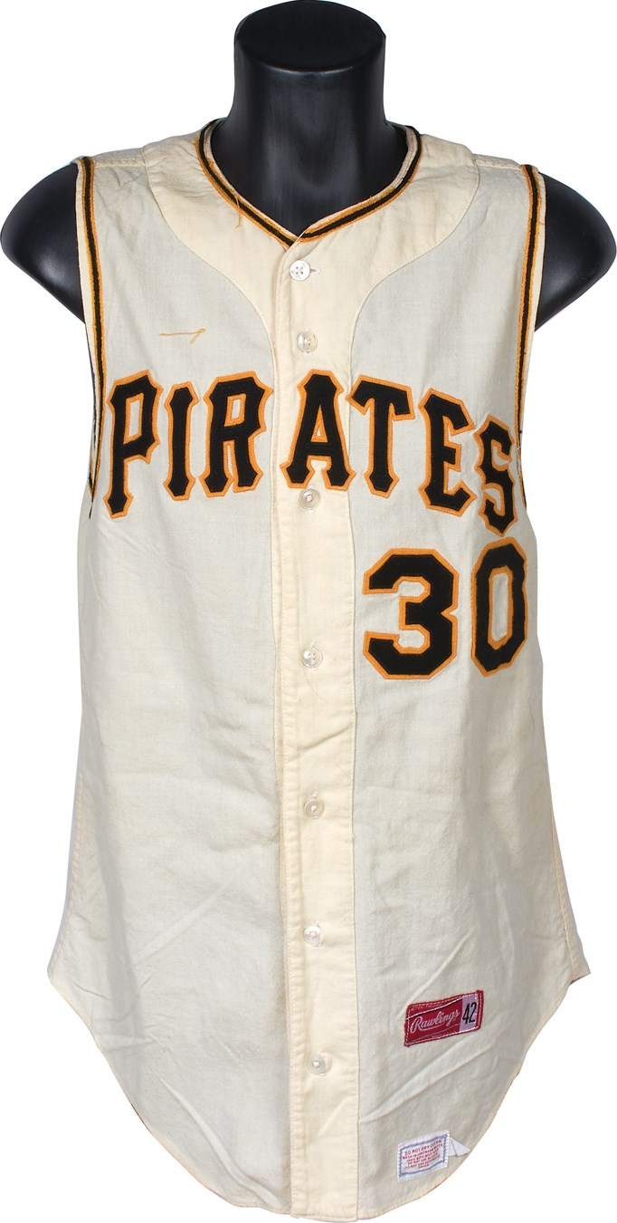 Clemente and Pittsburgh Pirates - Steel17