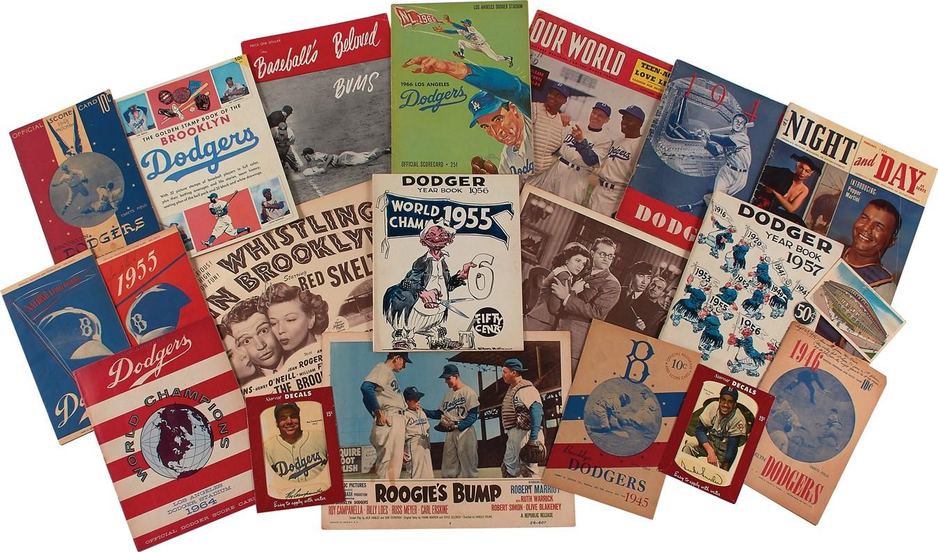 Jackie Robinson & Brooklyn Dodgers - Steel17