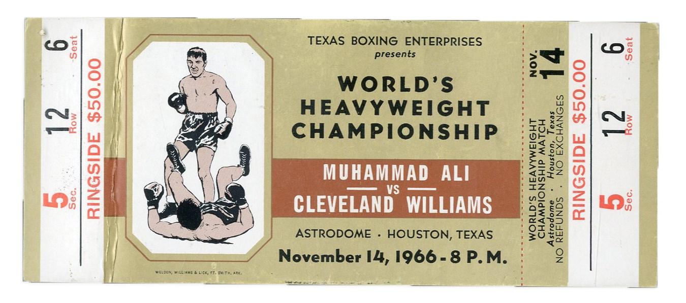 Muhammad Ali & Boxing - Steel17