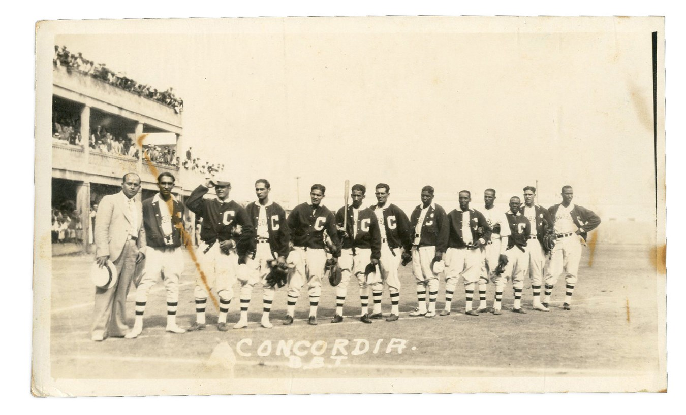 Negro League, Latin, Japanese & Int'l Baseball - Steel17