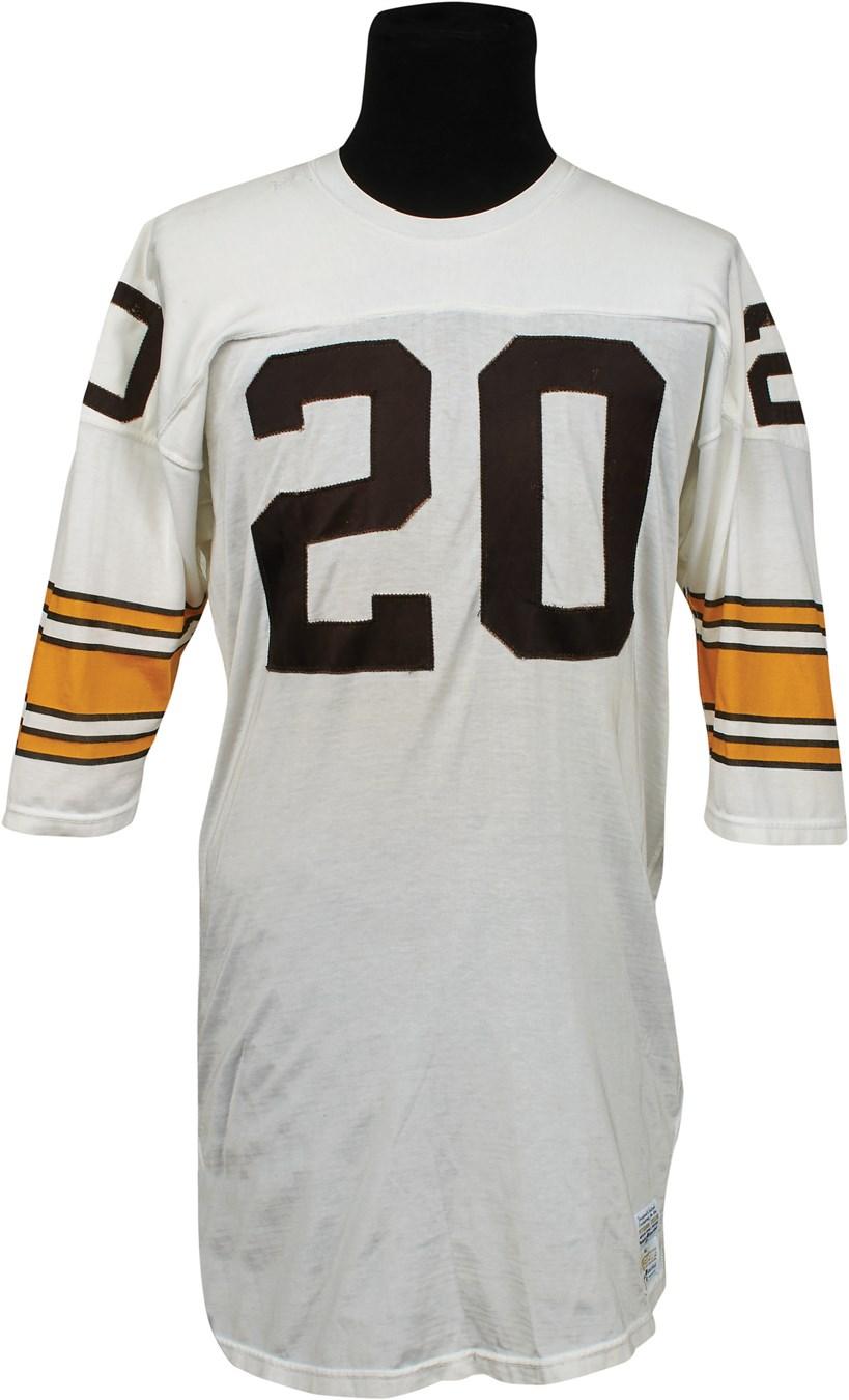 0cc38f8cb9a Rocky Bleier 1978 World Champion Pittsburgh Steelers Game Worn Jersey