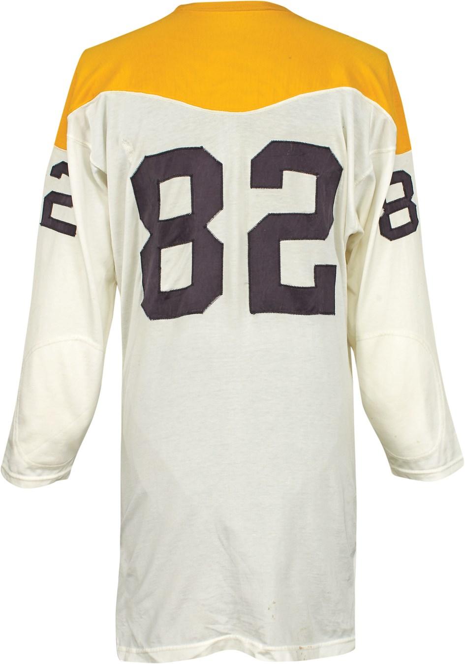 2744dc4acb4 1966-67 John Hilton Pittsburgh Steelers Game Worn Jersey