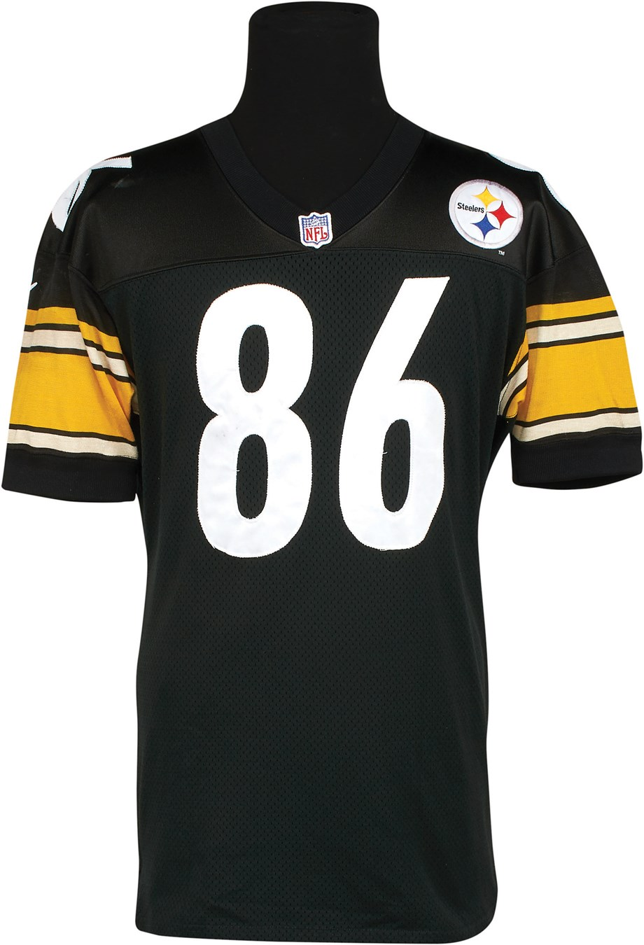 db3bf593179 1998 Hines Ward Game Worn 11/22/98 Pittsburgh Steelers Jersey (Photomatched)