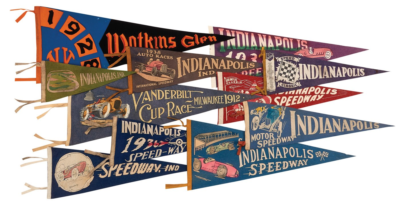 The Don Schmitz Indy 500 Collection Part II - Invit17