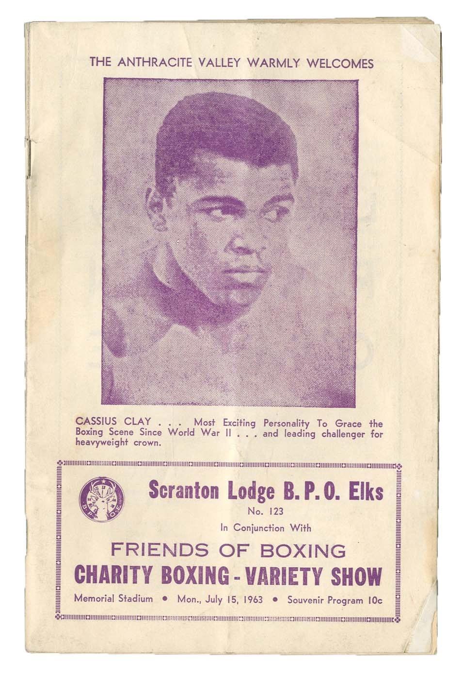 Muhammad Ali & Boxing - Masters17