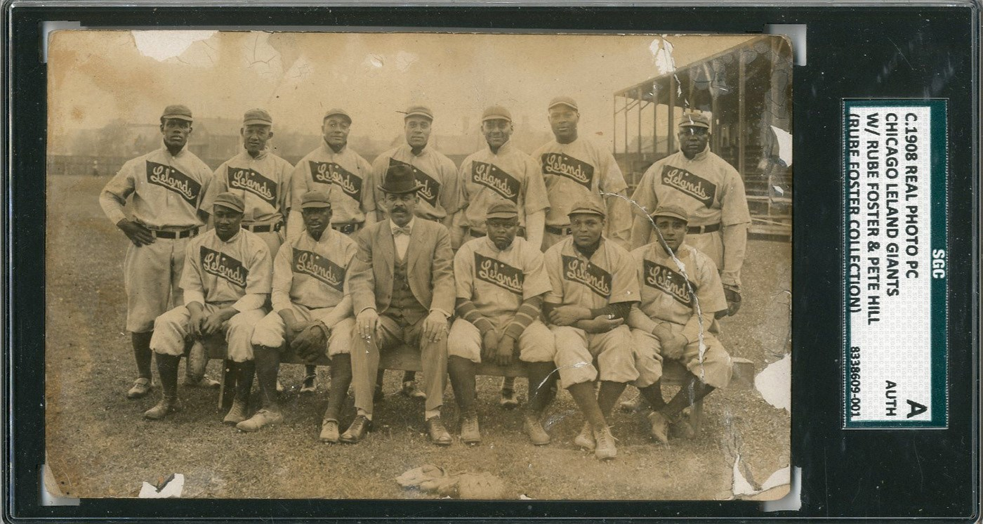 Negro League, Latin, Japanese & International Base - Invit17
