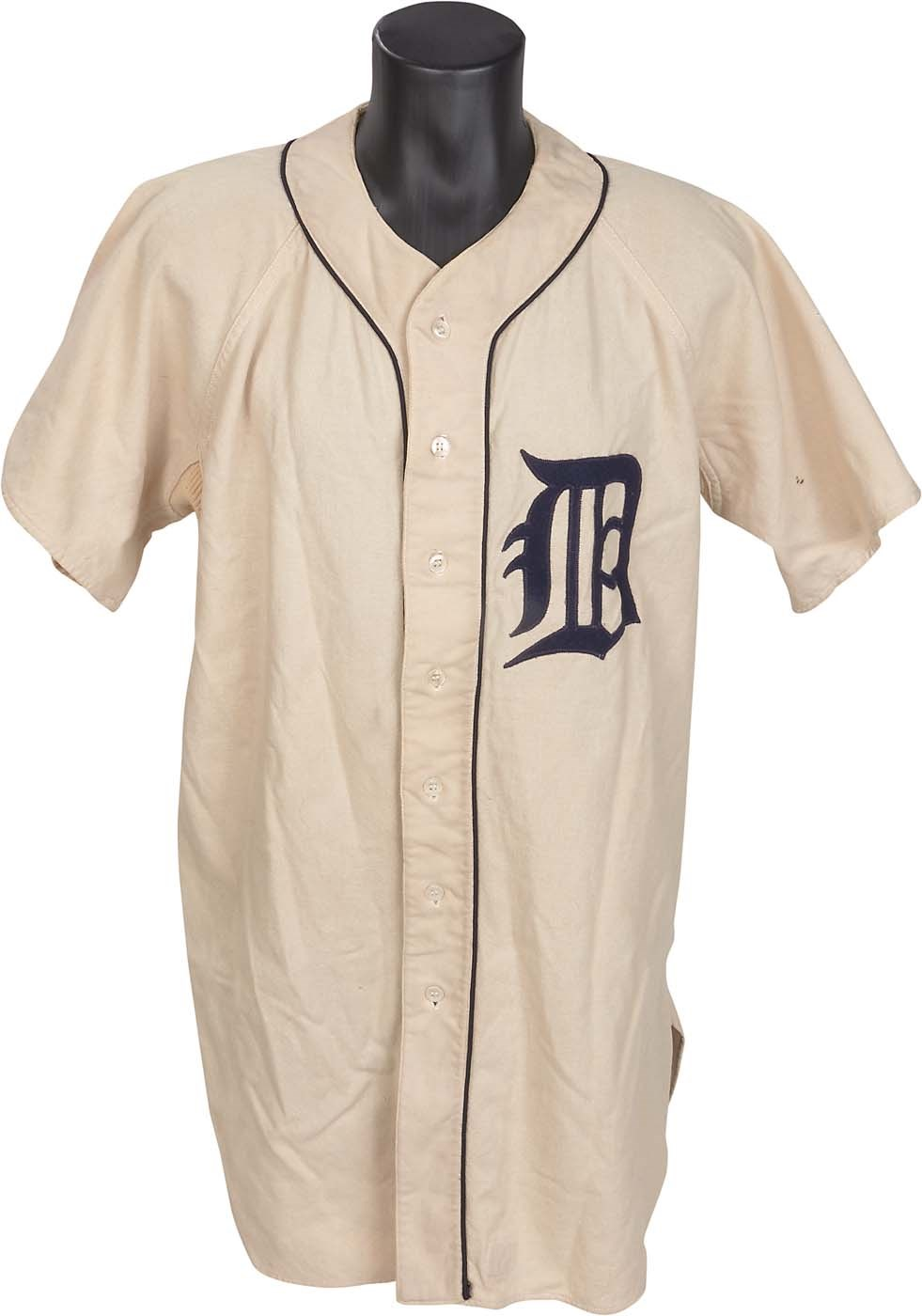 Ty Cobb and Detroit Tigers - Masters17