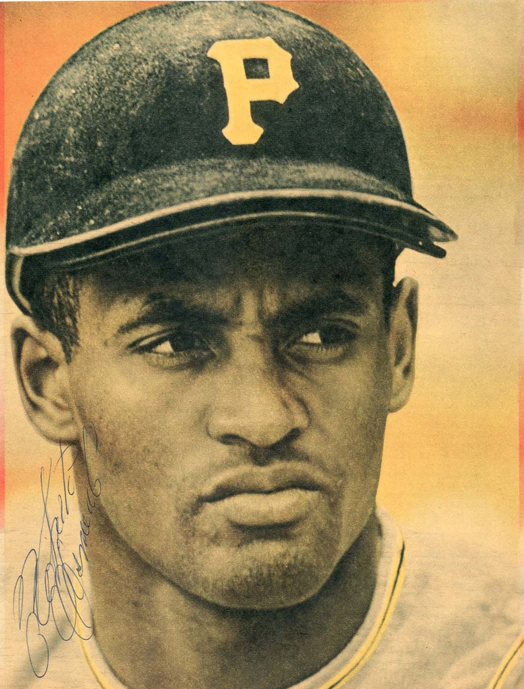 Clemente and Pittsburgh Pirates - Masters17