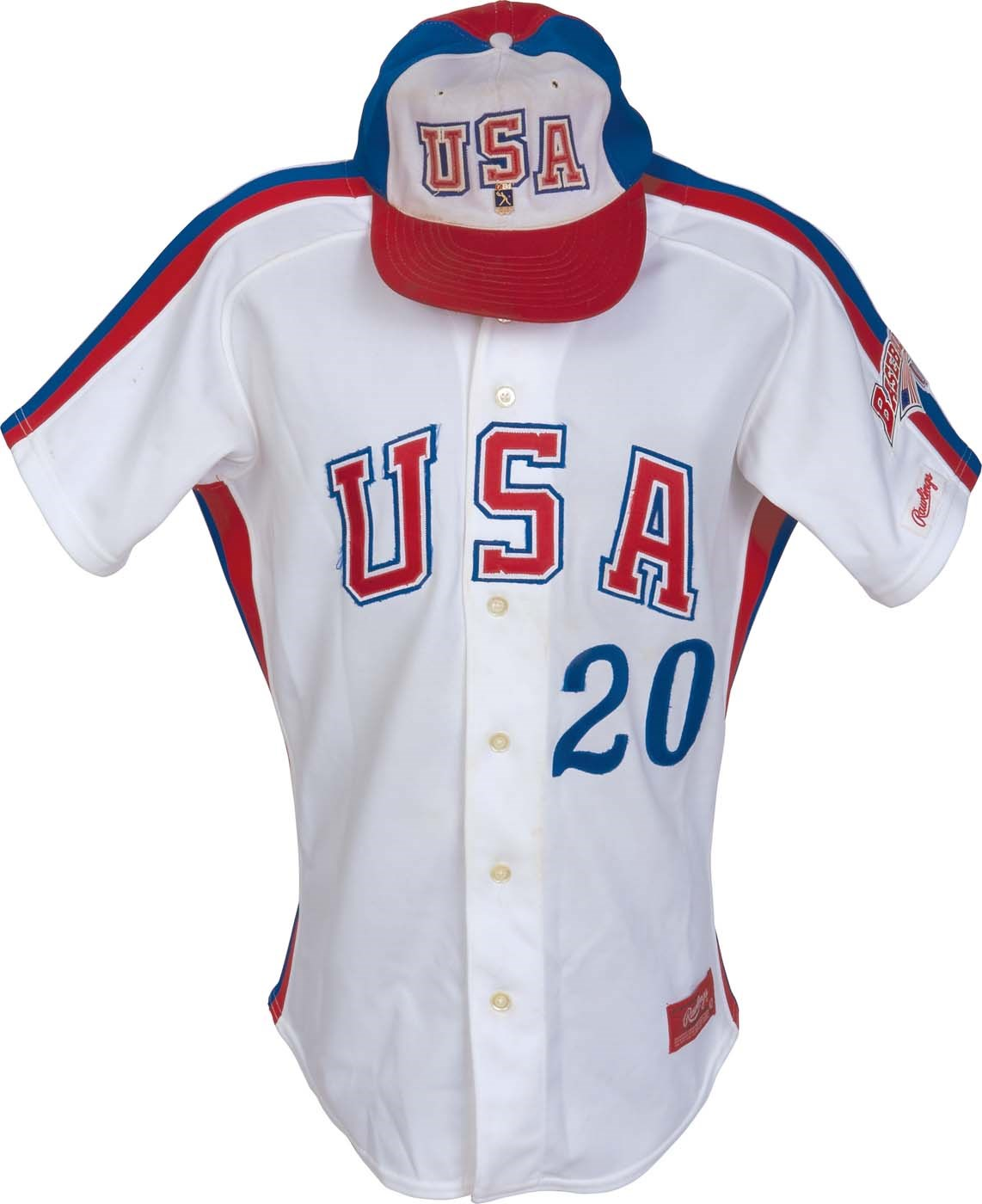 The 1984 USA Baseball Olympian Collection - Masters17