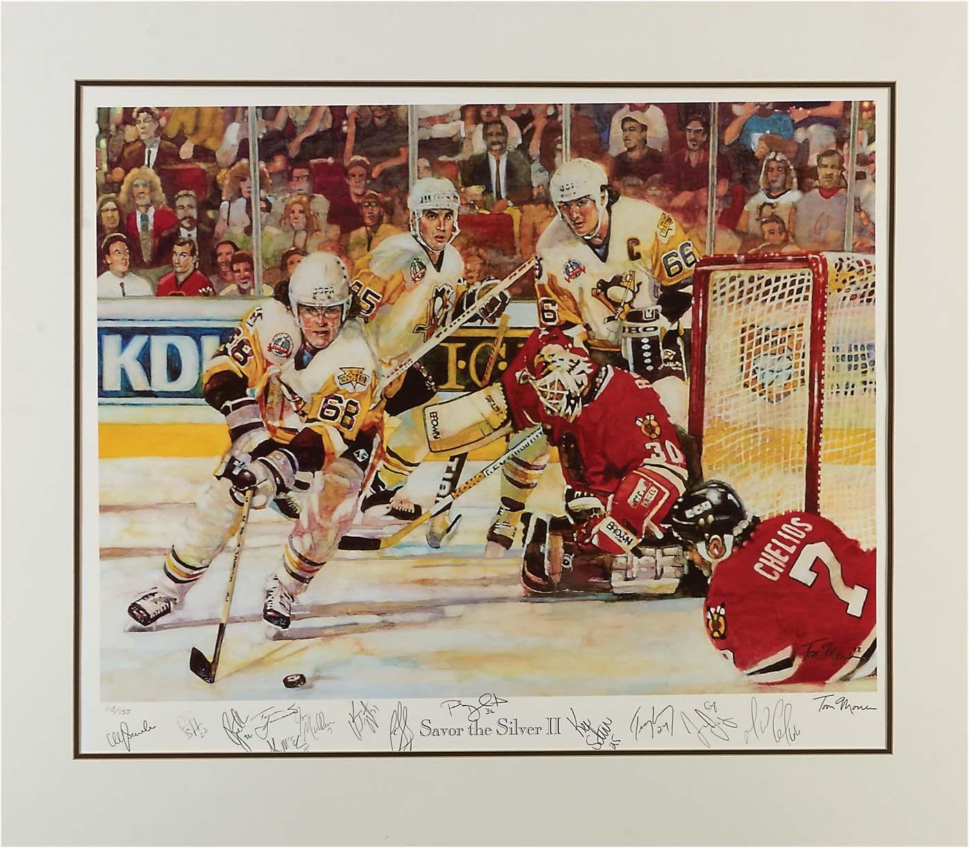 Hockey - Masters17