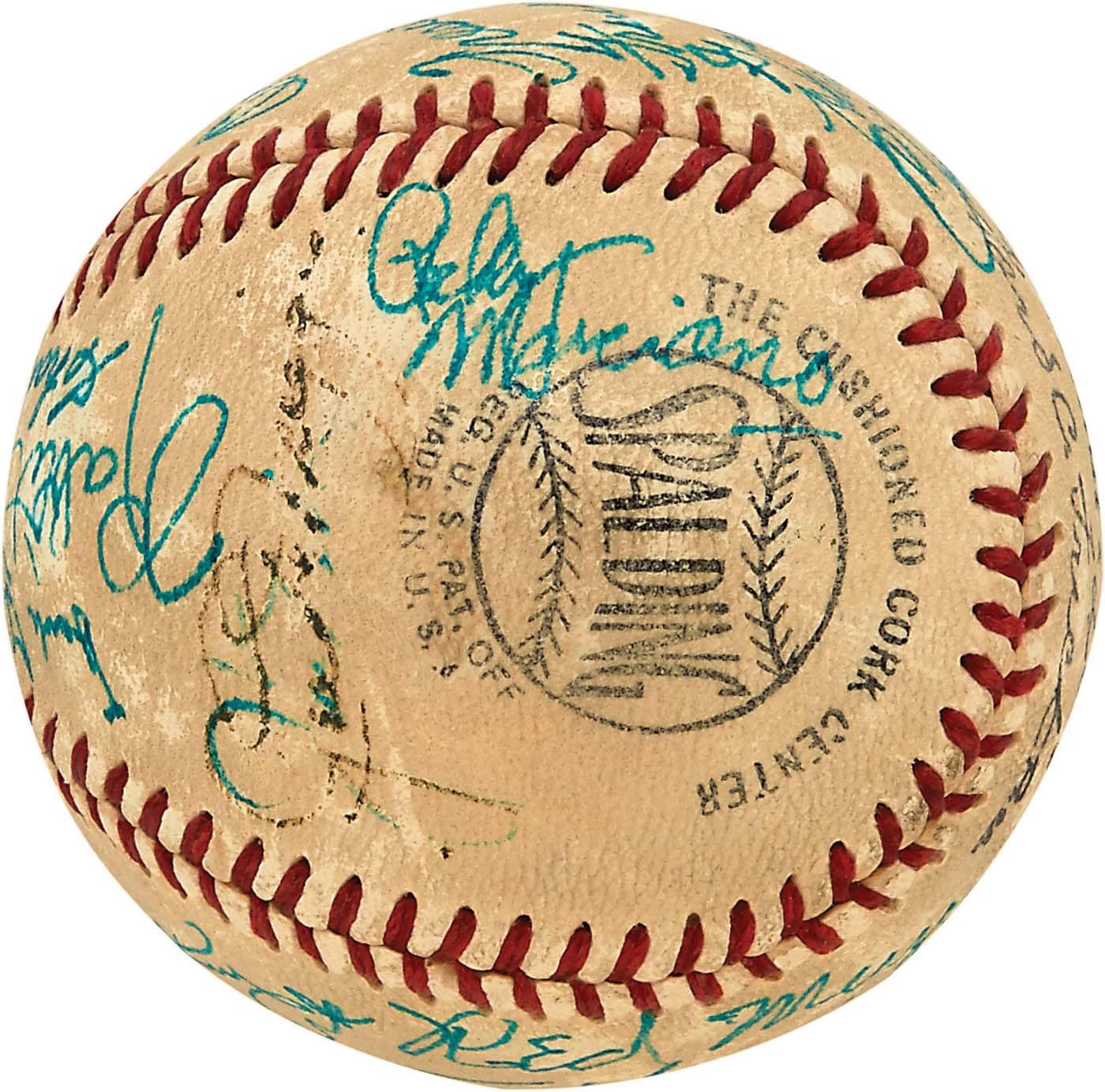 Baseball Autographs - Masters17