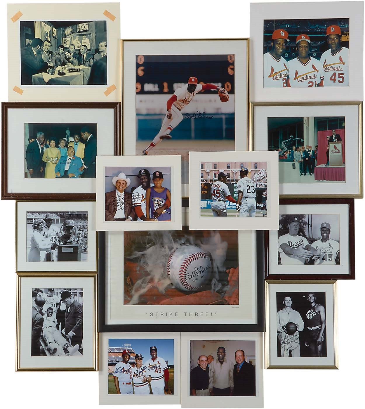 The Mike Shannon St. Louis Cardinals Collection - Masters17