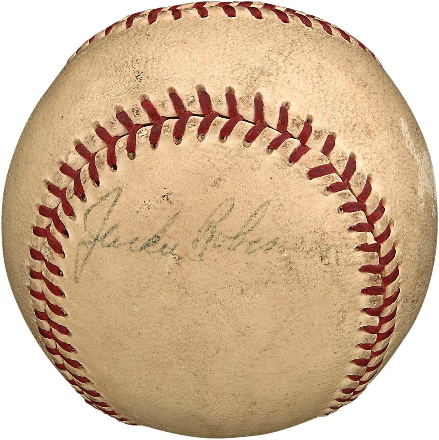 Jackie Robinson & Brooklyn Dodgers - Masters17