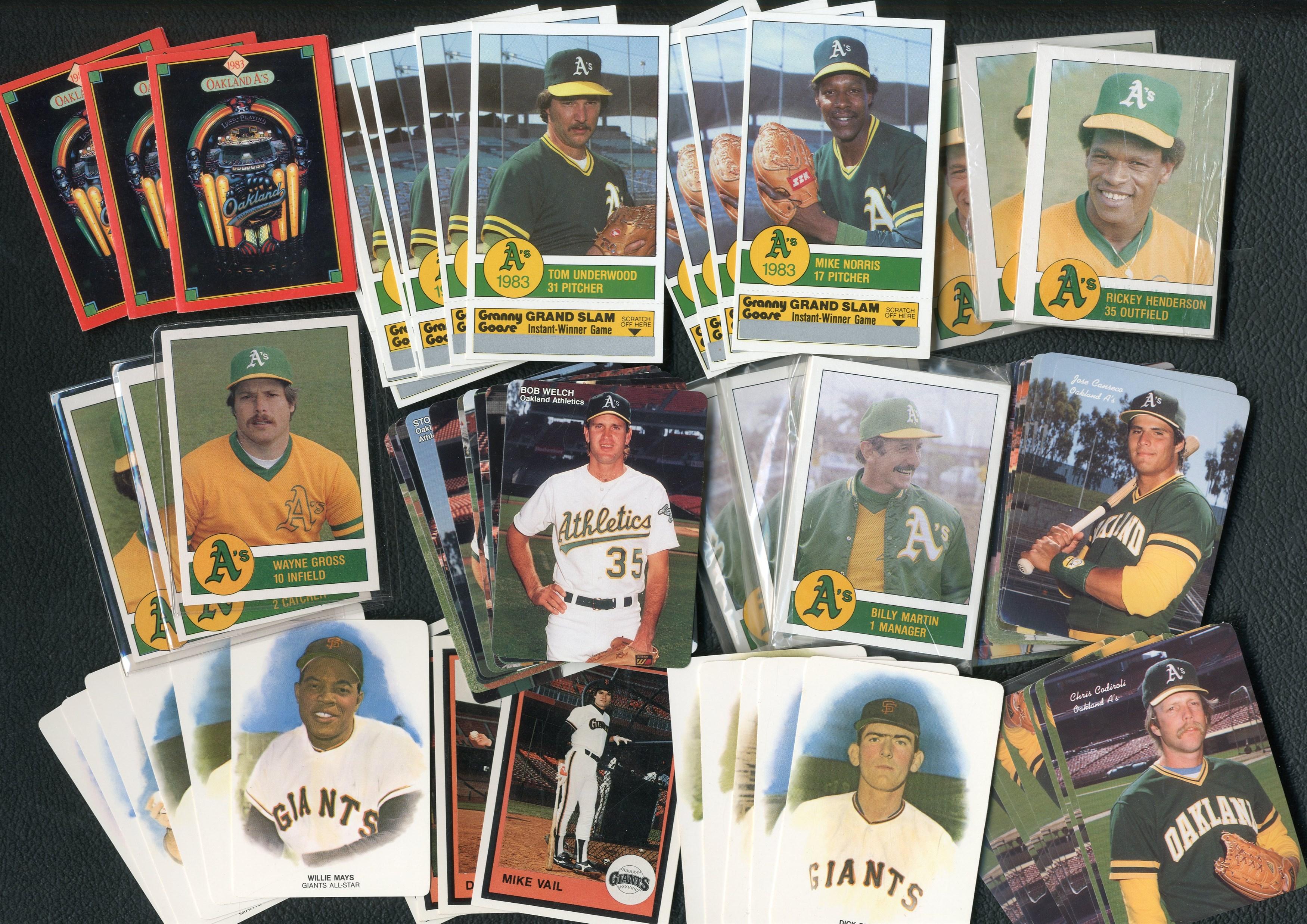 Baseball and Trading Cards - Masters17