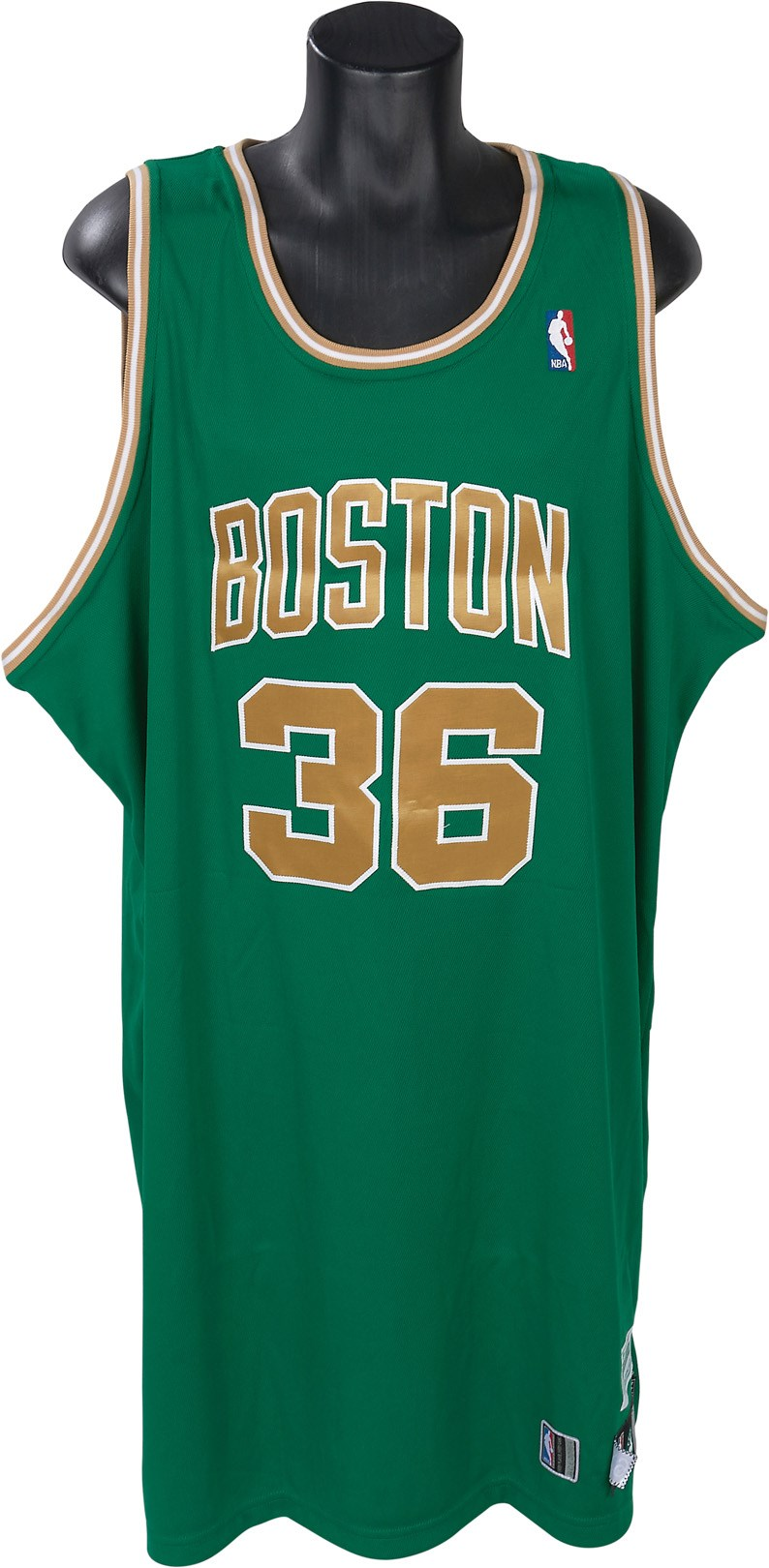 7a06fa512a6 2010-11 Shaquille O Neal St. Patrick s Day Boston Celtics Game Issued  Signed Jersey (LOA Shaq s personal chef)