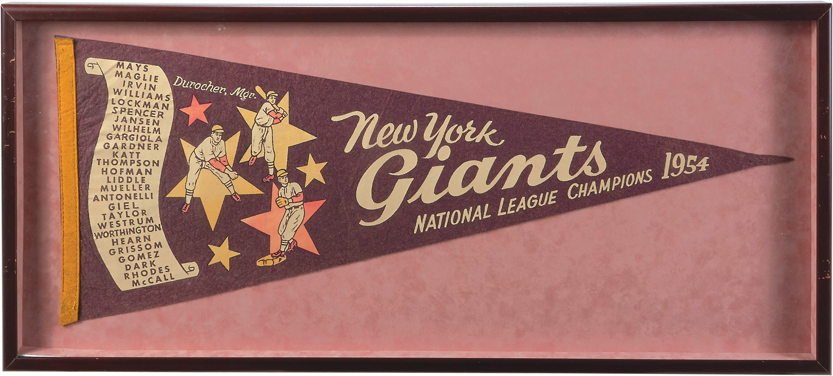 NY Yankees, Giants & Mets - Leland's Classic