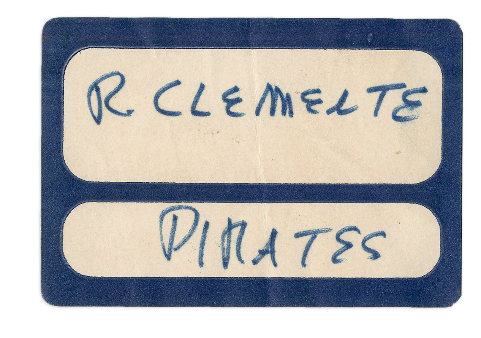 Clemente and Pittsburgh Pirates - Leland's Classic