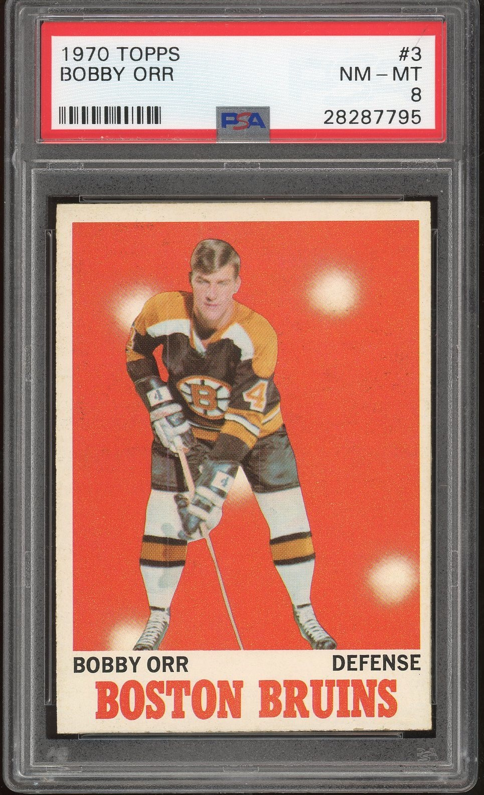 Hockey Cards - Monthly 01-18