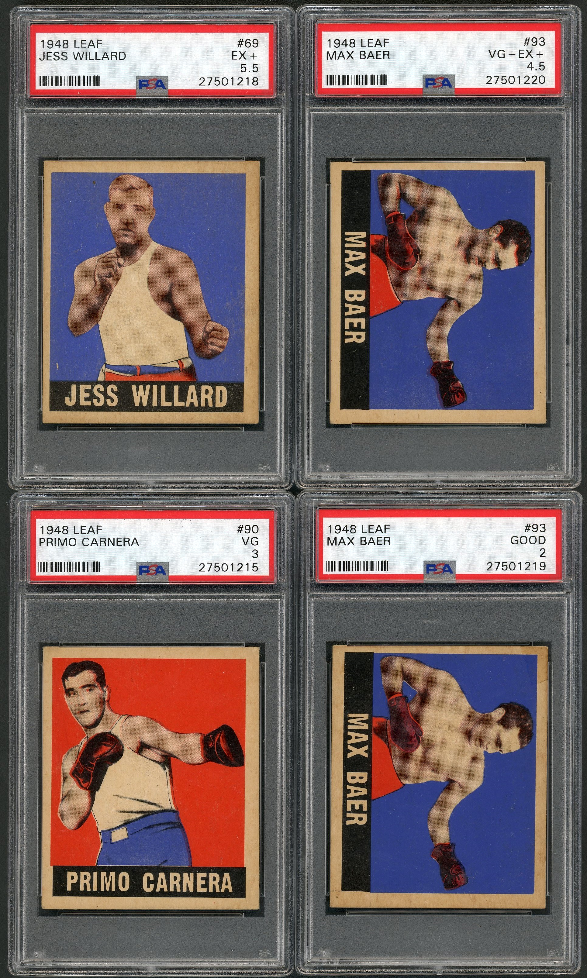 Baseball and Trading Cards - Monthly 01-18