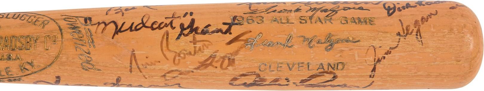 Baseball Autographs - Leland's Classic