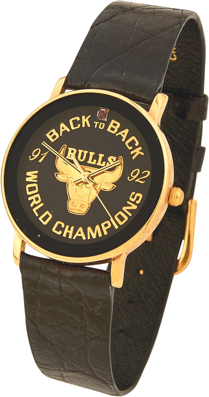 69d2f68812a 1991-92 Horace Grant Chicago Bulls Back to Back Championship Watch