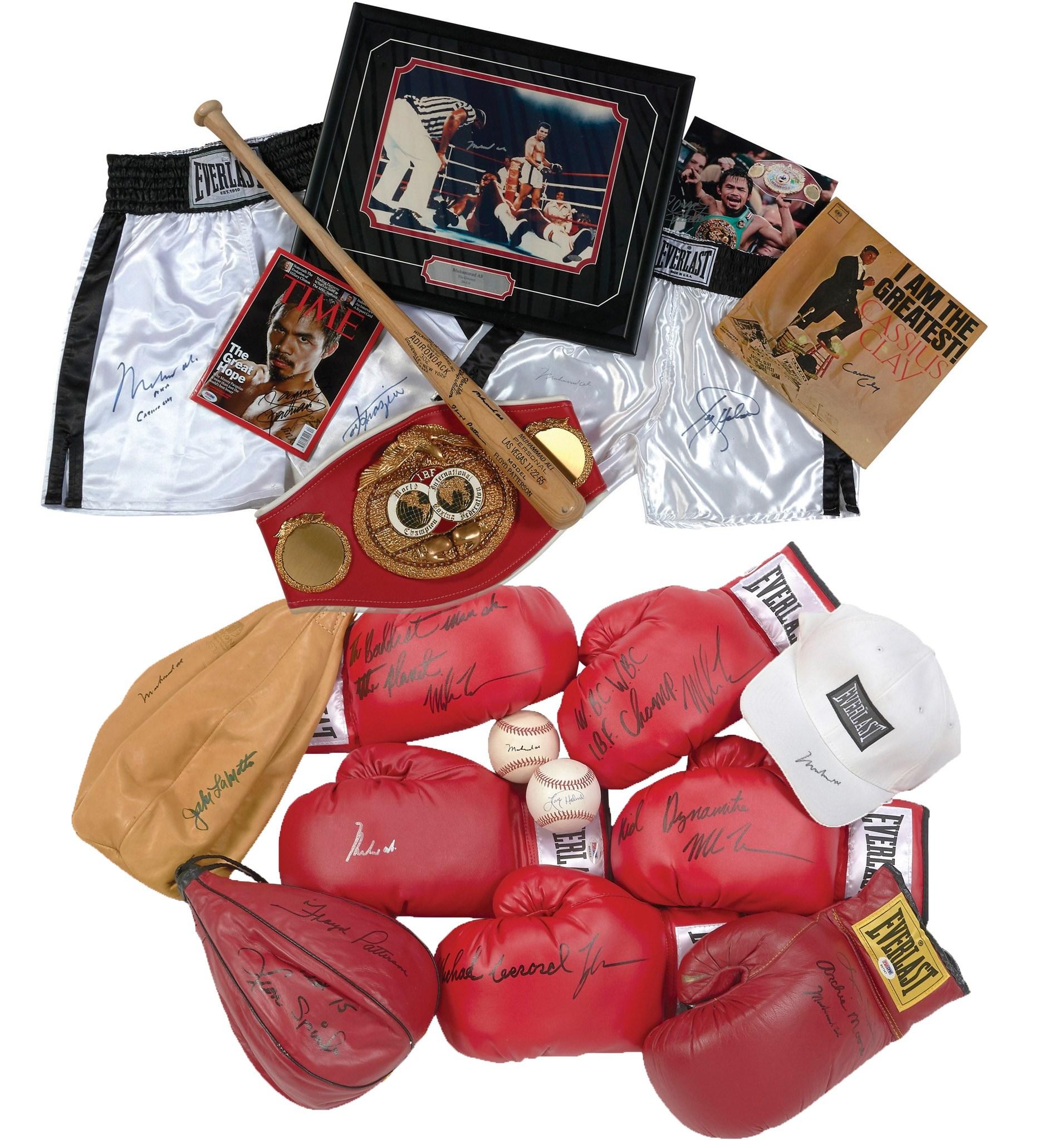 Muhammad Ali & Boxing - Leland's Classic