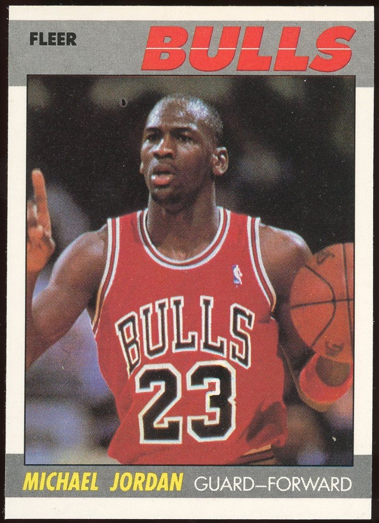 Basketball Cards - Monthly 01-18