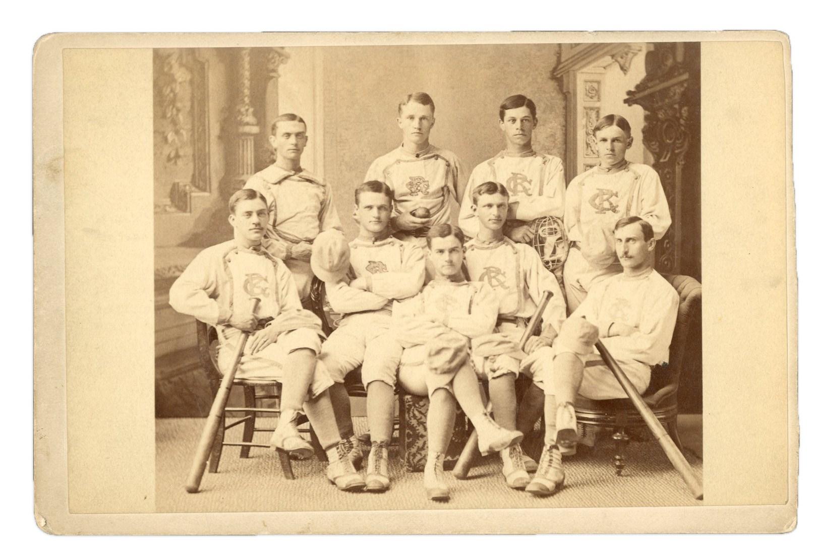 Early Baseball - Leland's Classic